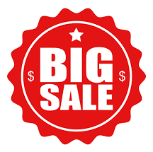 Inhouse Weekly Sale ANd MoRe!